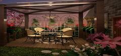 阳台花园装修设计技巧有哪些?