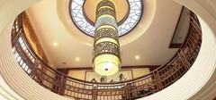 4款现代简约风格的客厅吊顶装修效果图 带给你唯美视觉享受