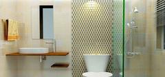 卫浴设计技巧  让其美观 、实用更安全