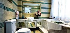 千变万化的陶瓷马赛克,地砖和墙饰不错的选择