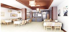 餐厅背景墙设计搭配