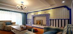 地中海室内装修风格 展现唯美自然气息