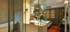 卫生间装修玻璃隔断的6条注意事项