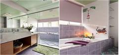 教你四步打造美观实用的浴室