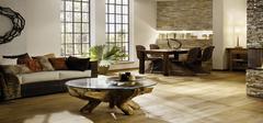 教你怎样挑选复合地板和实木地板