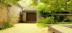 农村庭院设计之门风水