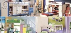 儿童房怎样装修 多彩多样整体衣柜设计图