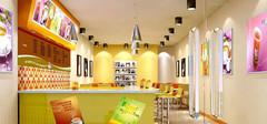 大学校园奶茶店装修设计3大原则