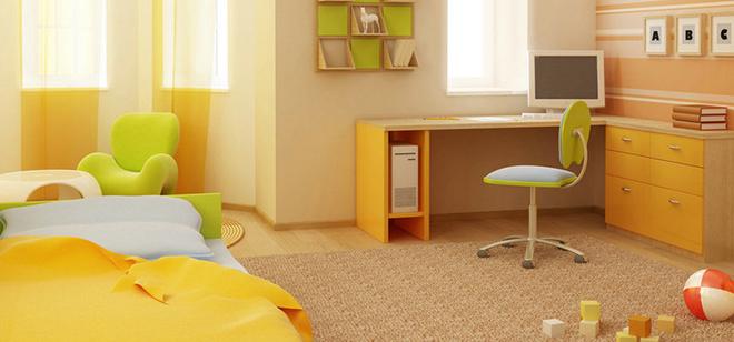 如何打造活力儿童房,活力儿童房效果图