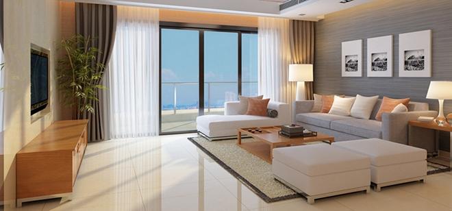 客厅装修小改变,美观大改变