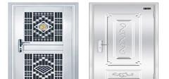 不锈钢防盗门3大分类 过来看看您家大门属于哪一类?