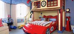 【儿童房装修污染】儿童房装修需谨慎