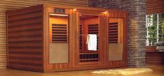 小型单身公寓应该选购什么尺寸的家用汗蒸房?