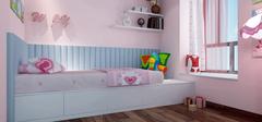 儿童房装修设计4大注意事项 给孩子一个健康安全的小窝