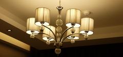 客厅吊灯样式介绍