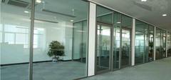 什么是磨砂玻璃隔断?你知道它的价格及特点吗?