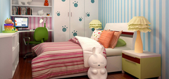 【儿童房】儿童房装修如何设计