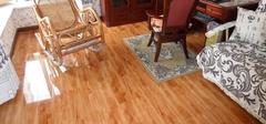 木地板刷漆流程介绍