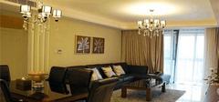 客厅装修时常见的几种颜色搭配