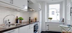 厨房装修应该怎么选色?