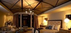 六种卧室吊顶设计任你选择