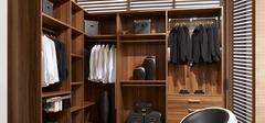 整体衣柜分区知多少,各个分区的作用