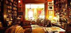豪宅书房装修效果 装载无尽的知识
