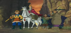 国产动画指抄袭  中国动画市场悲喜交加