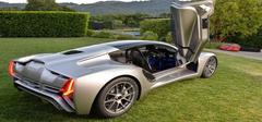 首款3D打印跑车诞生    售价1.8万美金