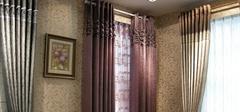各式各样的窗帘品种介绍