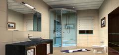 如何打造出恬静、安全的卫生间