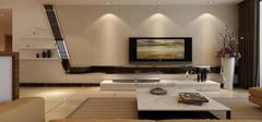 现代简约样板房装修效果图欣赏