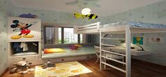 如何装修儿童房才能给孩子最合适的成长空间?