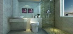 小户型卫生间创意设计案例
