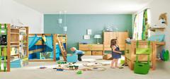 儿童房地板选择注意事项