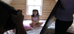6岁女童出写真集 打破童真