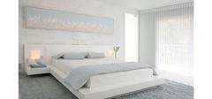 卧室装修时床位摆放的风水禁忌