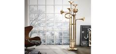 现代客厅装修必备的流行又时尚的落地灯