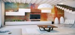 最具时尚的客厅电视背景墙效果图