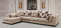 客厅沙发 不一样的搭配不一样的效果