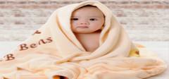 婴儿毛毯要细选 给宝宝最全面的保护