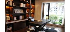 肆意舒适的阅读空间之小书房装修效果图