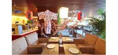 看看我们的邻国,日式风格的餐厅装修