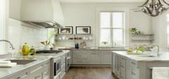 美式风格厨房装修 普通创造非凡