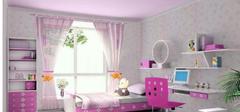 女孩卧室装修颜色如何选择