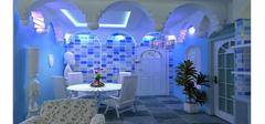 如梦如幻的地中海客厅装修风格
