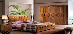 卧室实木家具如何摆放能够更舒适?小编教你几招