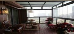 阳台装修 吊顶设计怎么做