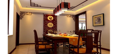 古色古香的中式餐厅装修