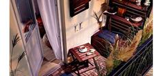 浪漫的小资情调的阳台装修